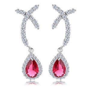 Jewelry - Swarovski Crystals The Vanya Earrings